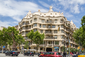 citytrip Barcelona: Casa Mila