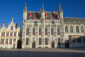 citytrips Brugge stadhuis