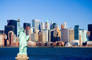 Citytrip New York: skyline