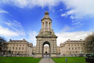 Trinity College Citytrip Dublin