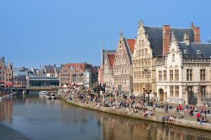 Citytrip Gent: Graslei
