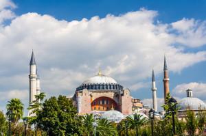 Citytrip Istanbul Aya Sofia