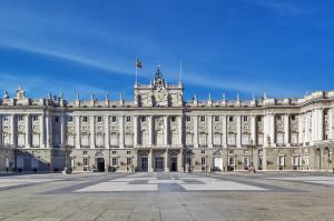 Cityttrip Madrid: Koninklijk Paleis