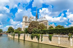 Citytrip Parijs: Notre Dame vanaf de Seine