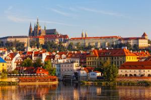 Citytrips Praag: oude burcht