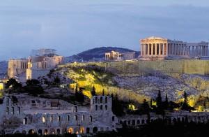 Bezoek de Akropolis tijdens je citytrip Athene