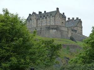 Bezoek tijdens je citytrip Edinburgh zeker ook het Edinburgh Castle