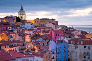 Citytrip Lissabon Alfama