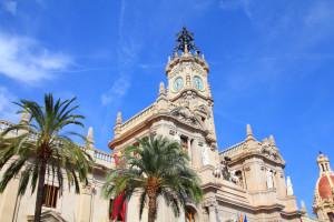 Citytrip Valencia : Oude stadhuis