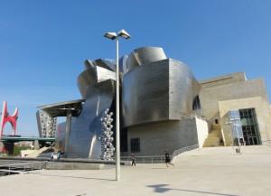 Het Guggenheim museum: een must see tijdens je citytrip Bilbao