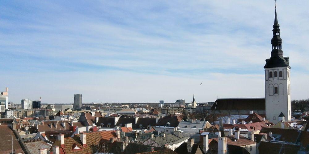Citytrip Tallinn: Olafkerk