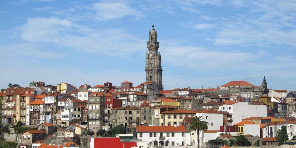 Symbool van Porto: de Torre dos Clérigos