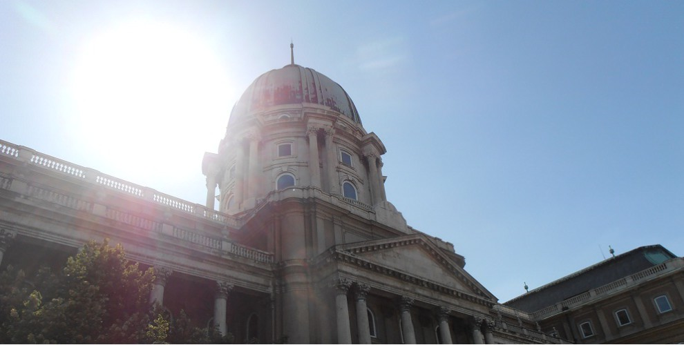 Paleis van Budapest